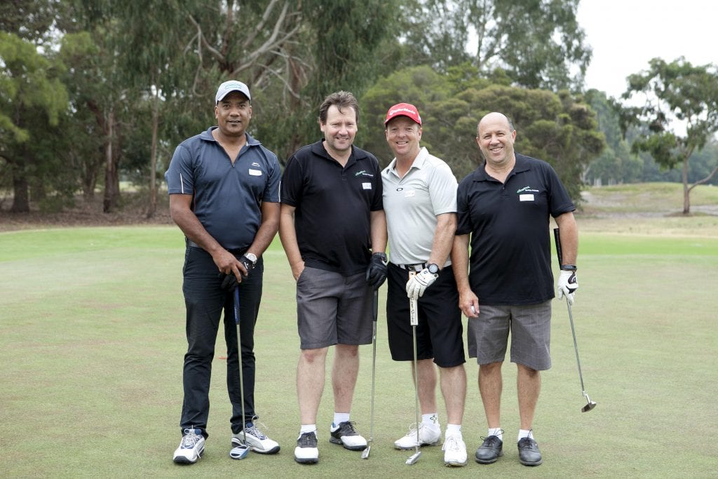 2016 Westfield Charity Golf Day